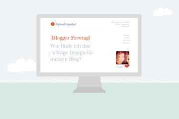 Wordpress Blog Design finden