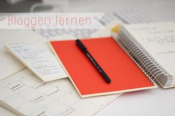 Bloggen lernen erfolgreich