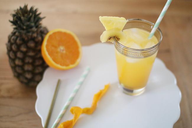 fruchtiger ananas drink mit sodastream crystal rezept und verlosung werbung der blog f r. Black Bedroom Furniture Sets. Home Design Ideas