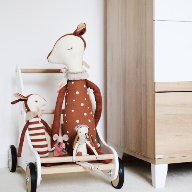gemütliches kinderzimmer: winterliche deko-idee - eine familie ... - Einrichtung Winterlich