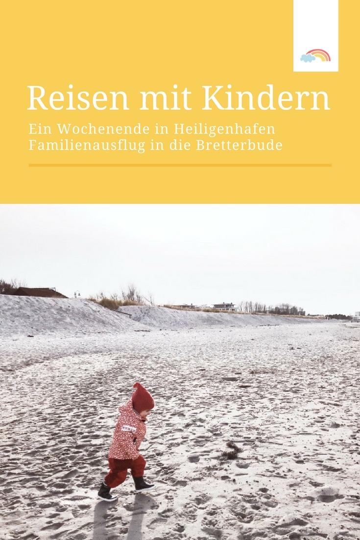 Familienausflug Bretterbude Heiligenhafen mit Hund