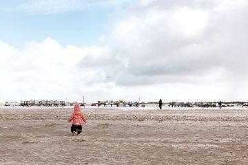 Ein Wochenende in Sankt Peter Ording: Familienausflug an die Nordsee