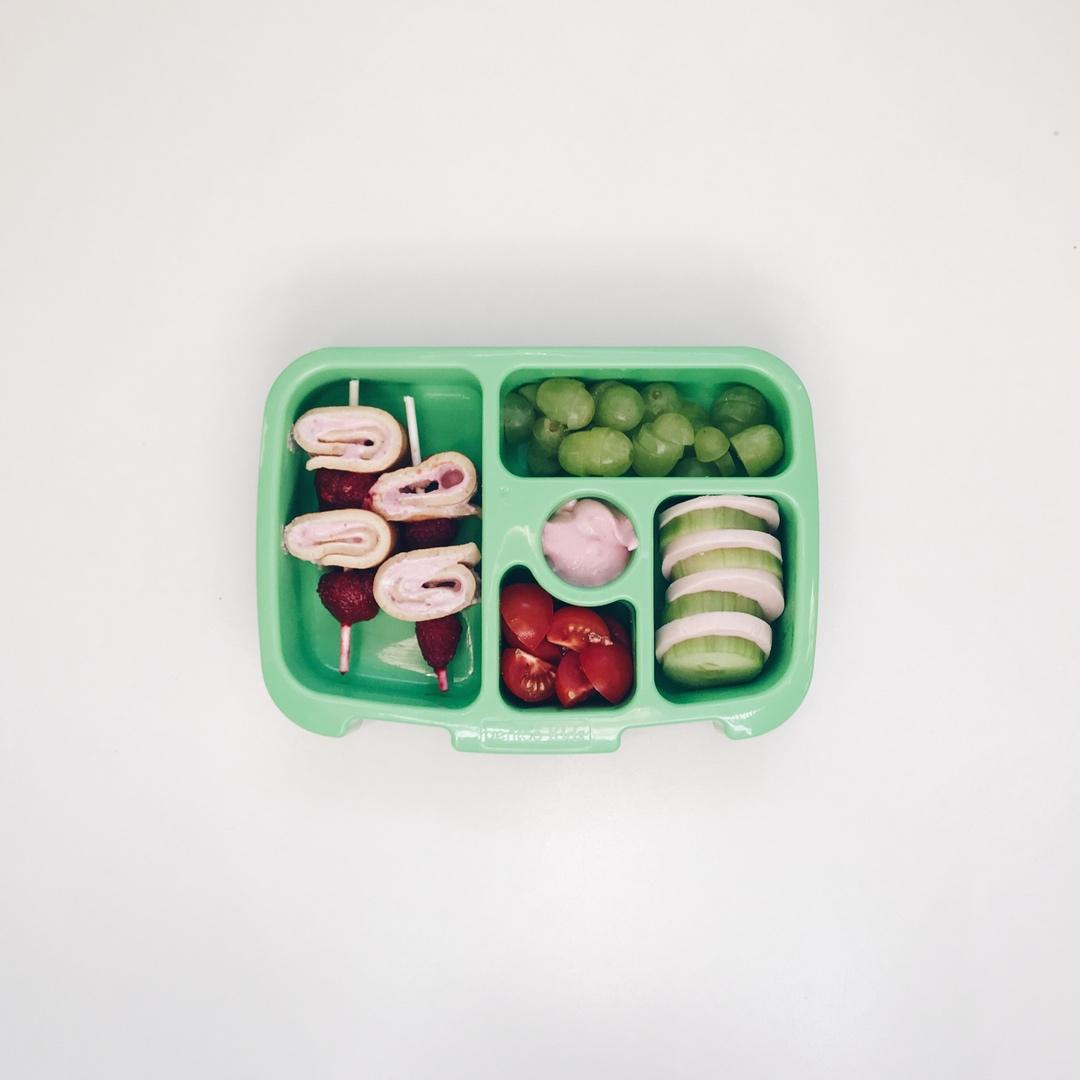 Was kommt in die Brotdose? Ideen & Rezepte für Kindergarten - von simpel bis raffiniert