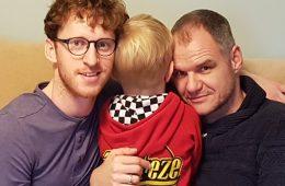 Regenbogenfamilie Frankfurt Interview Pflegekind gleichgeschlechtliche Ehe