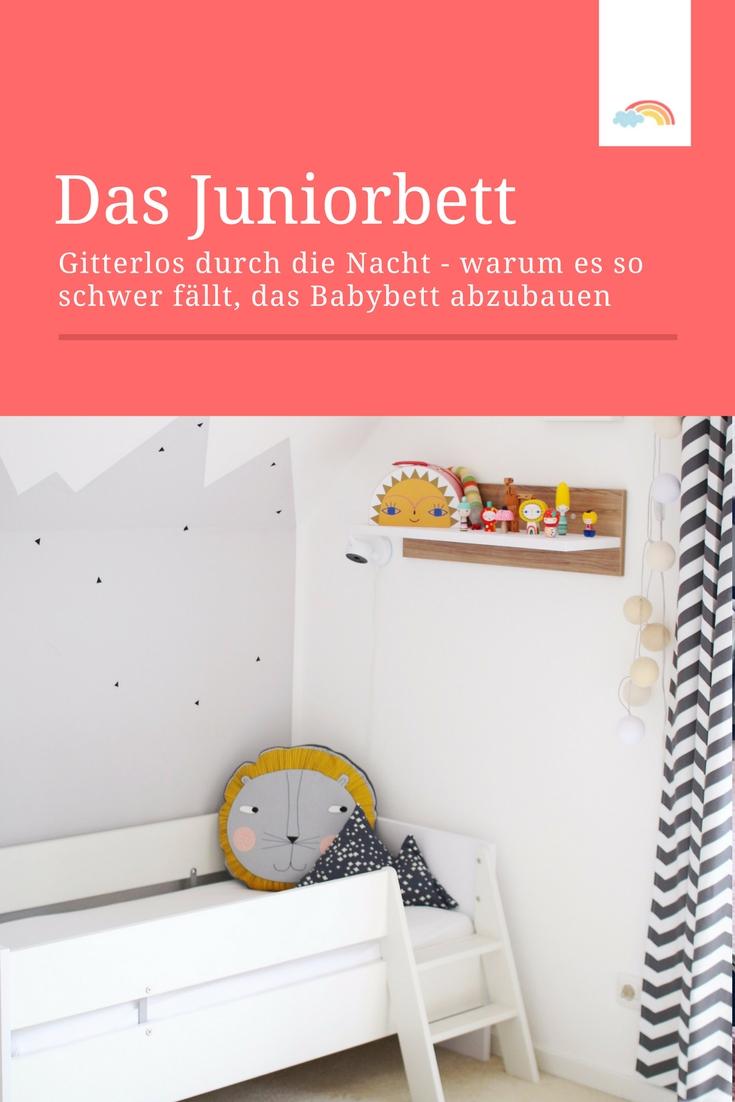 Wann Babybett zu Juniorbett umbauen