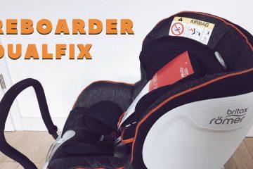 Dualfix Reboarder Erfahrungsbericht Test Kindersitz Autositz