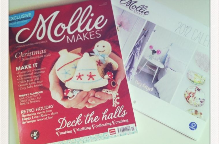 Mollie Makes Craft Mag
