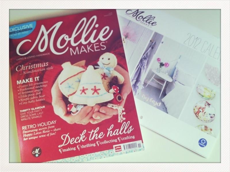 Mollie Makes Craft Mag