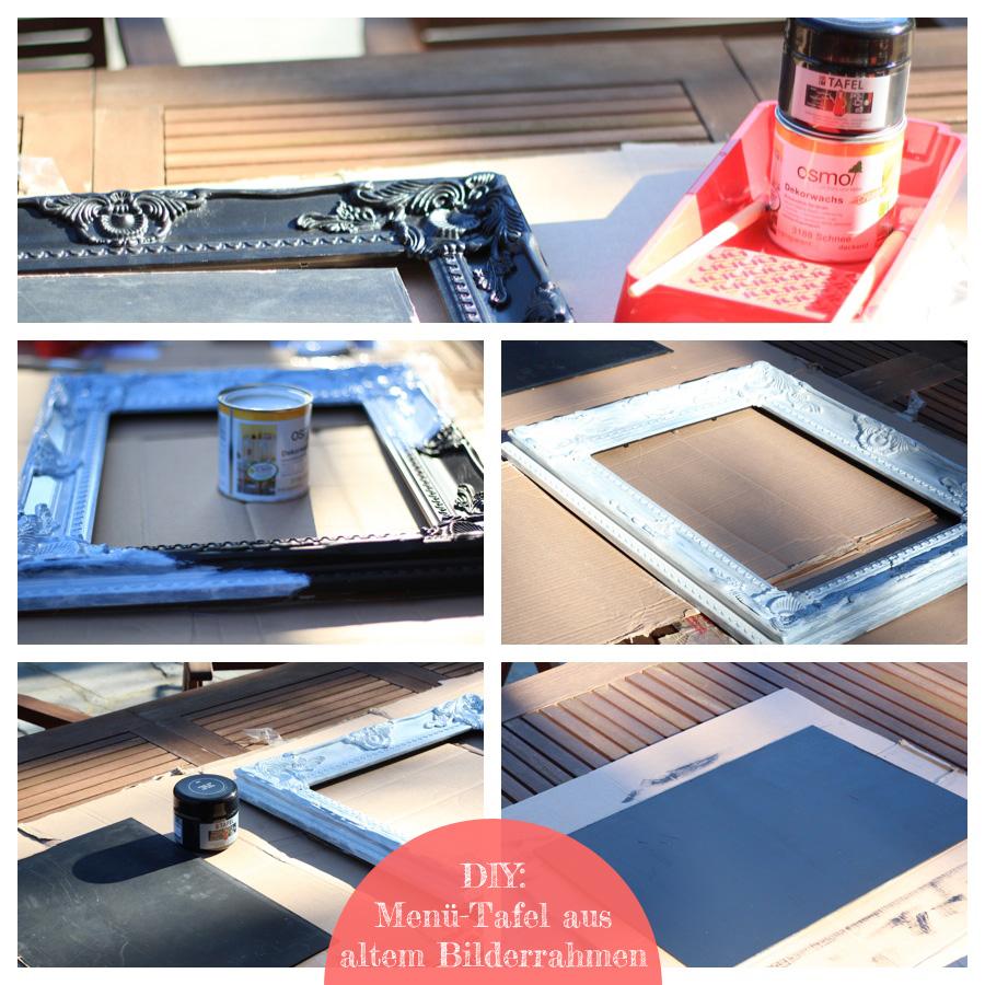 Beste Tafel Rahmen Diy Fotos - Bilderrahmen Ideen - szurop.info