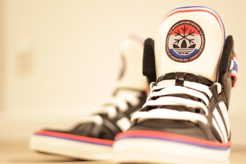 Spacediver Adidas Sneakers