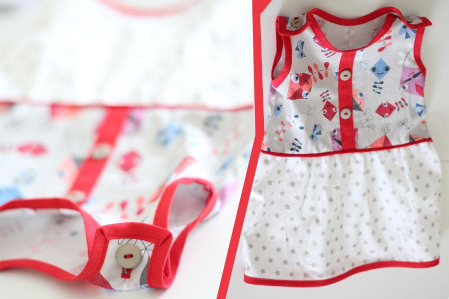 Babykleid Selbstgenaht Der Blog Fur Regenbogenfamilien