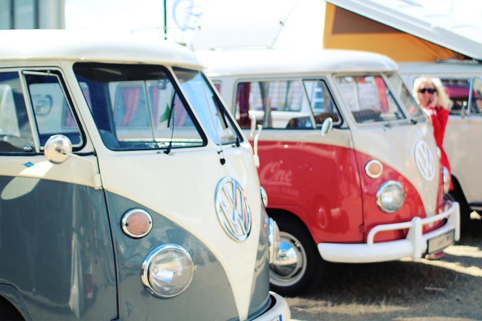 Bulli-Festival VW Oldtimer