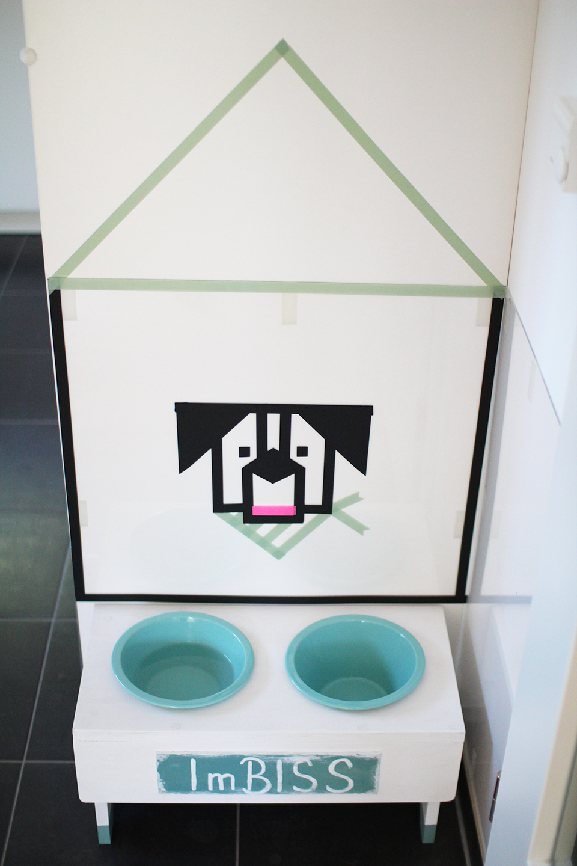 diy freutag fressnapf dekorieren der blog f r regenbogenfamilien. Black Bedroom Furniture Sets. Home Design Ideas