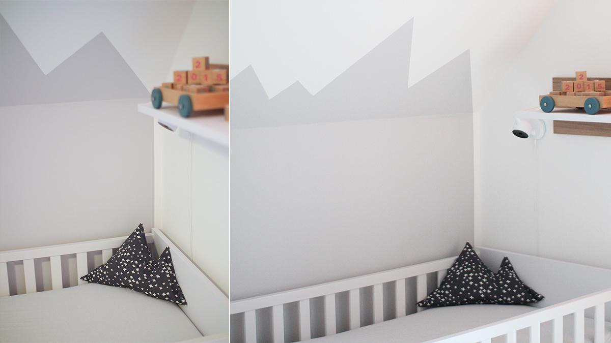diy freutag dreieckskissen in bergform selber n hen mit hotelverschluss und anleitung der. Black Bedroom Furniture Sets. Home Design Ideas
