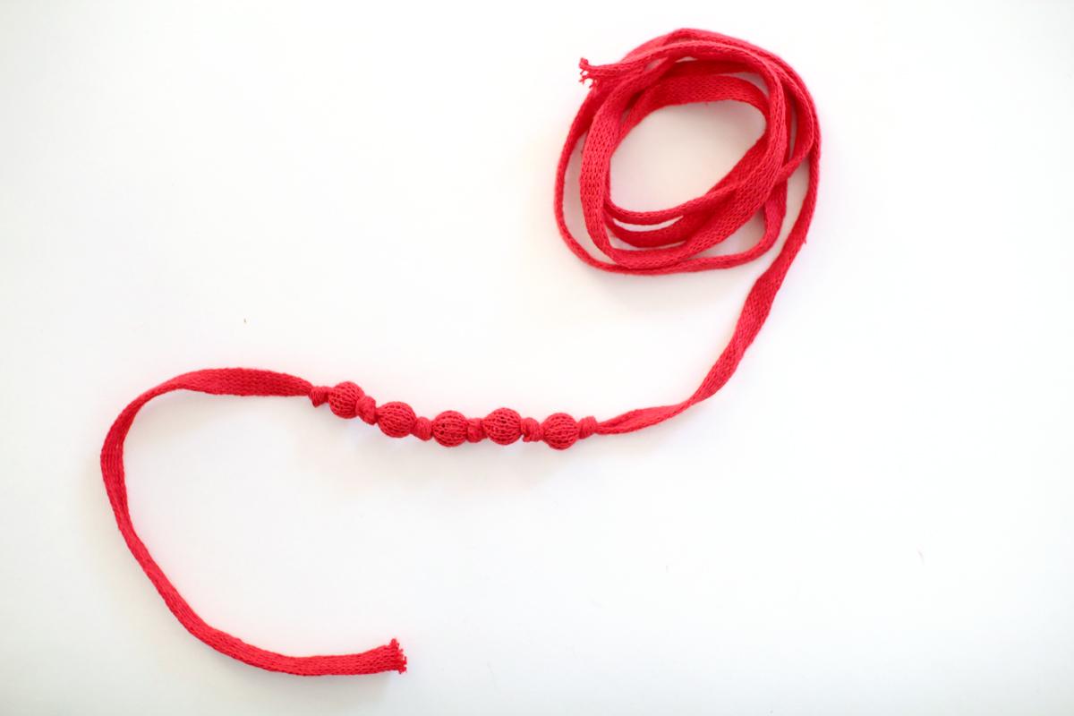 Brillenband selbstgemacht DIY