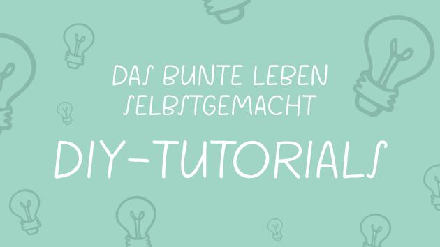Basteln mit Kindern: Anleitungen und DIY-Tutorials