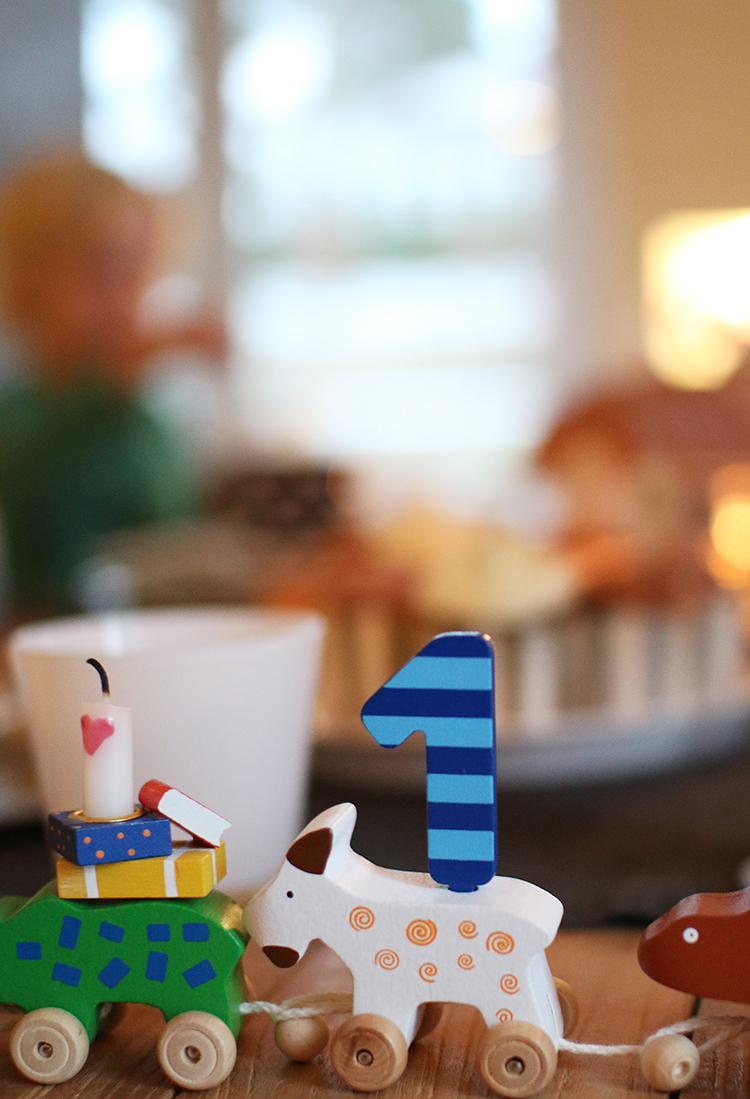 Kindergeburtstag gemütlich feiern