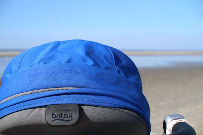 Britax Affinity 2 Verdeck Colour Pack Ocean Blue