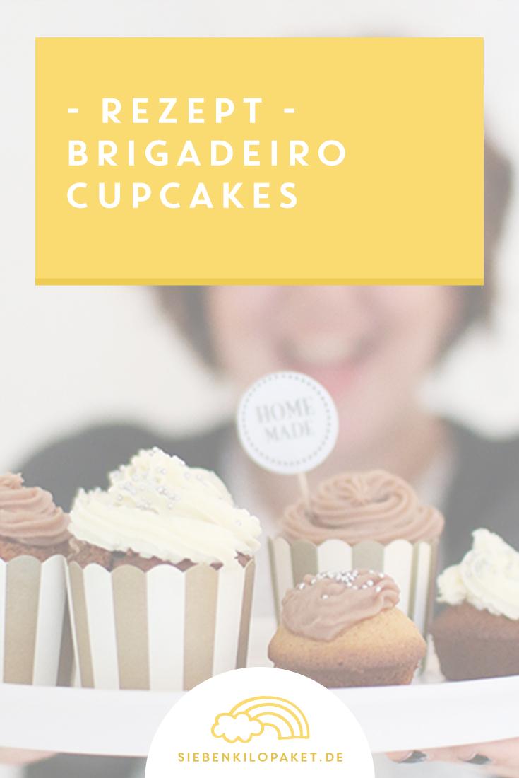 Brigadeiro-Cupcakes-Rezept