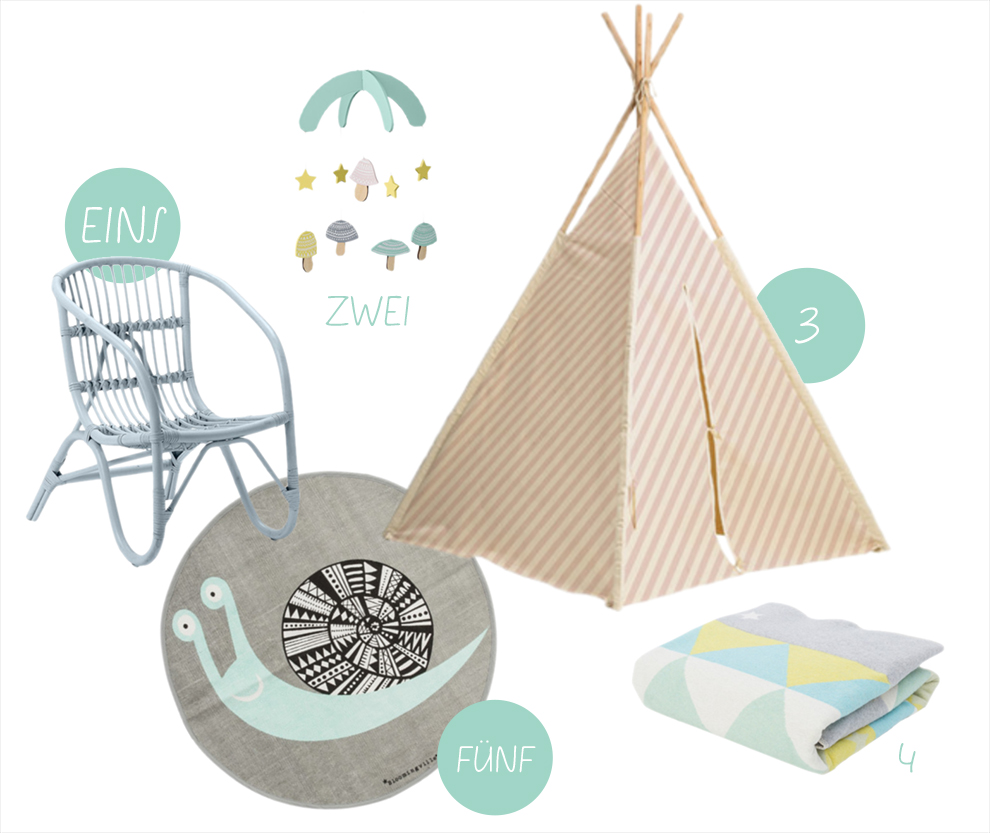 Kinderzimmer einrichtung ideen shop der blog f r for Kinderzimmer einrichtung shop