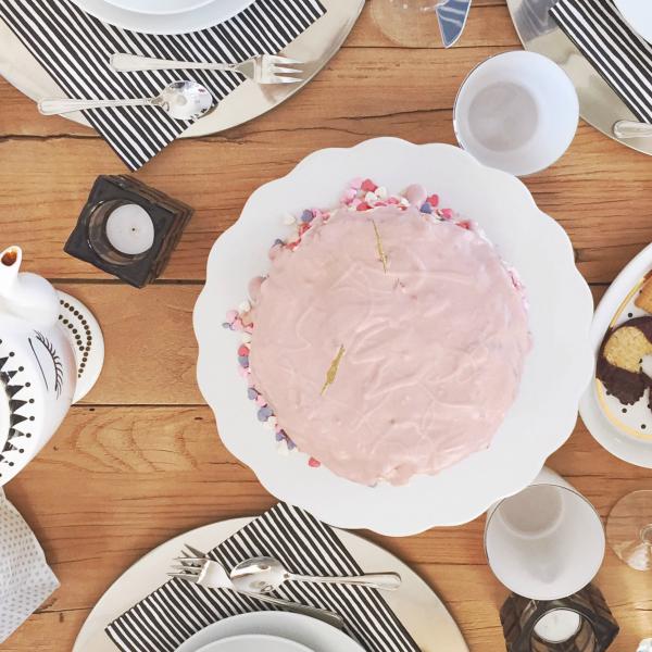 Strawberry Cheesecake Rezept