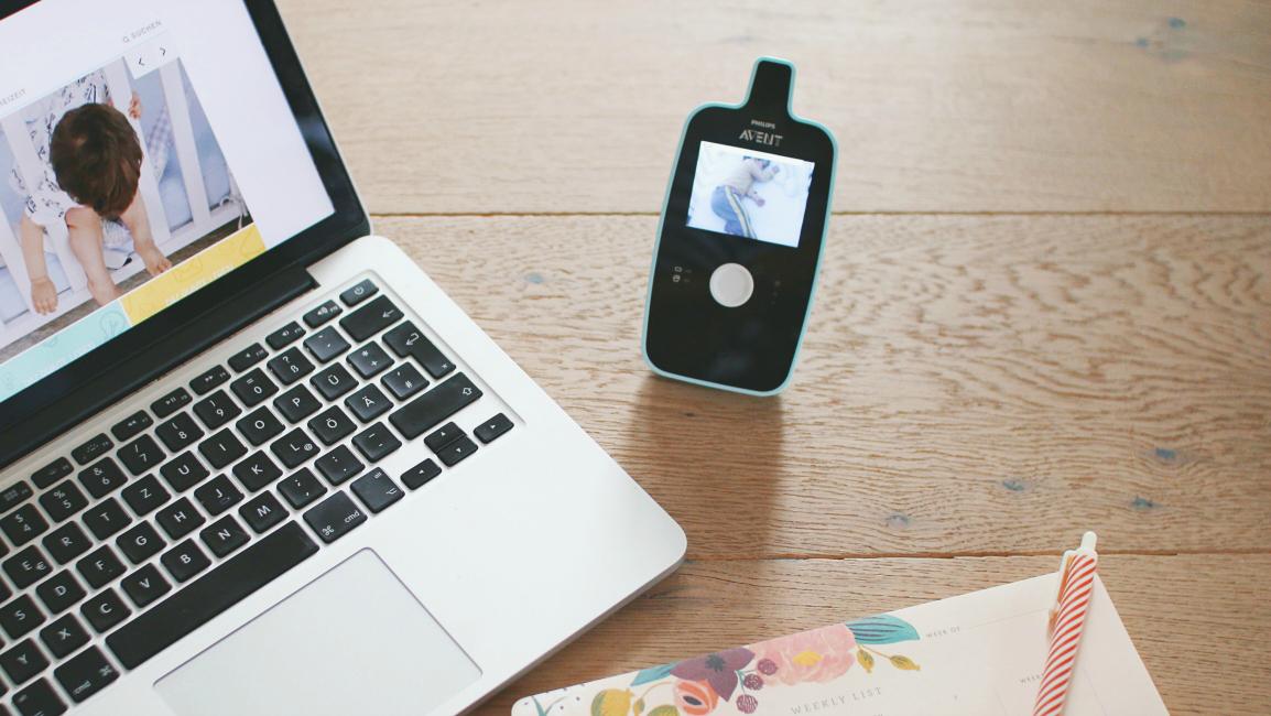 babyphone wlan störung
