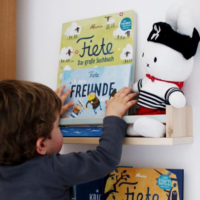 Ahoi! Kinderbücher für Küstenfans, Piraten und Matrosinnen