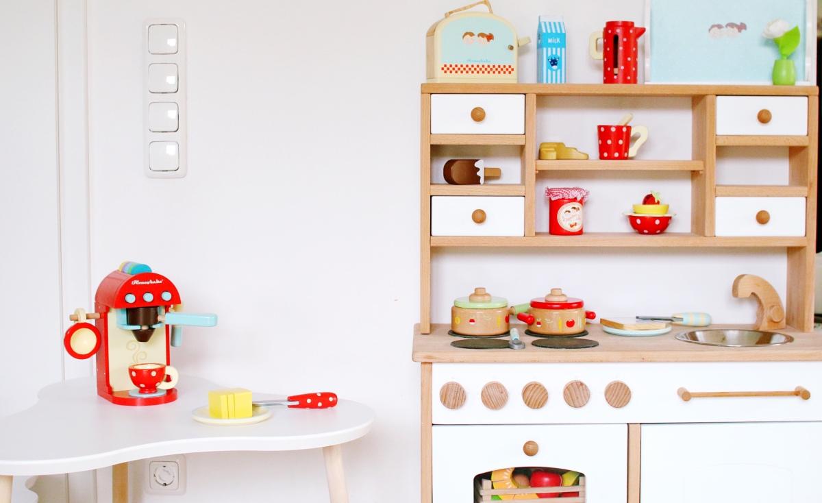 Kinderküche Zubehör aus Holz: DIE Geschenkidee! (Werbung) - Der Blog ...