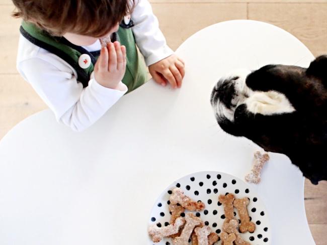 Hundekekse selbstgebacken für den Familienhund das beste Geschenk