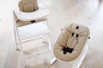 Kinderhochstuhl Kidsmill Up! ab Geburt mit Wippe Erfahrungsbericht Test