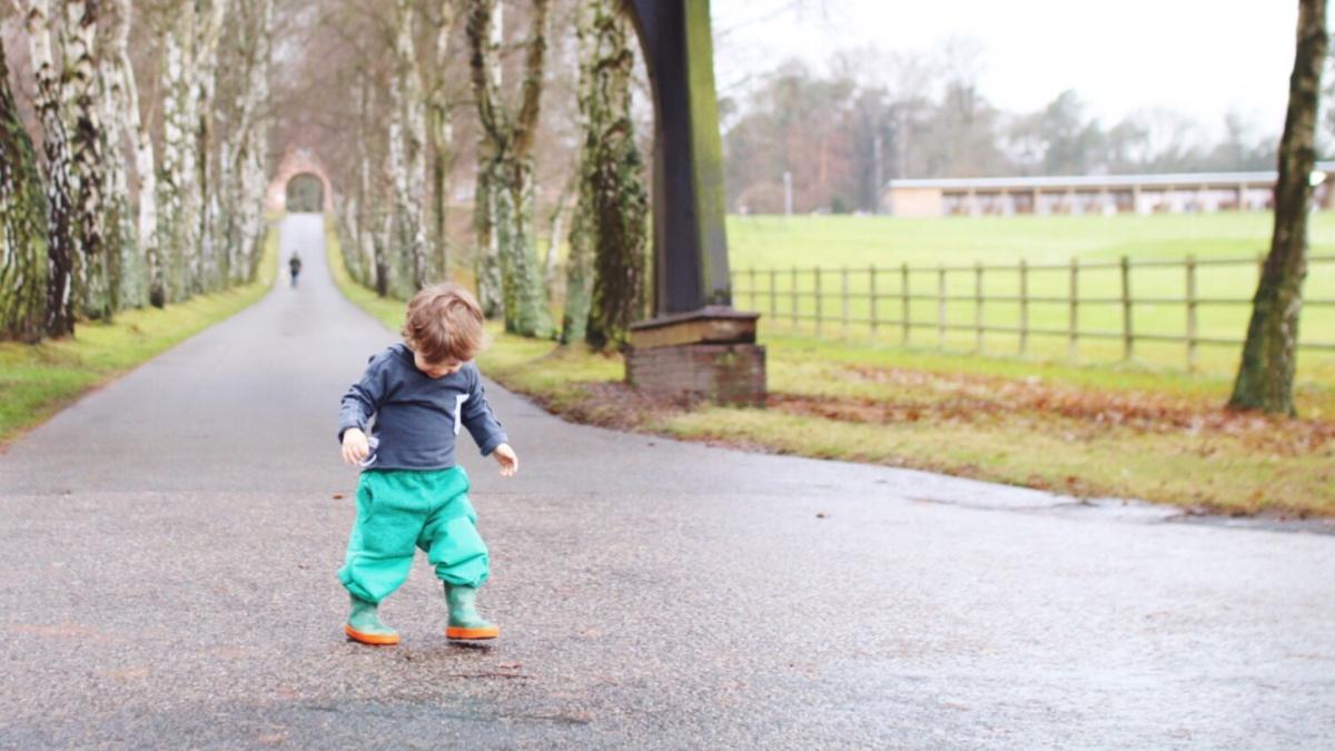 Ratgeber Kinderkleidung Herbst Winter Kleinkind richtig anziehen