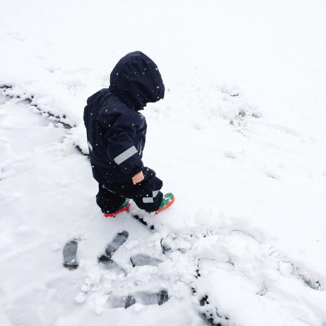 Was im Winter anziehen? Kleinkind Ratgeber