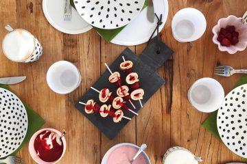 Pfannkuchen Spieße Kinder Rezept Ideen