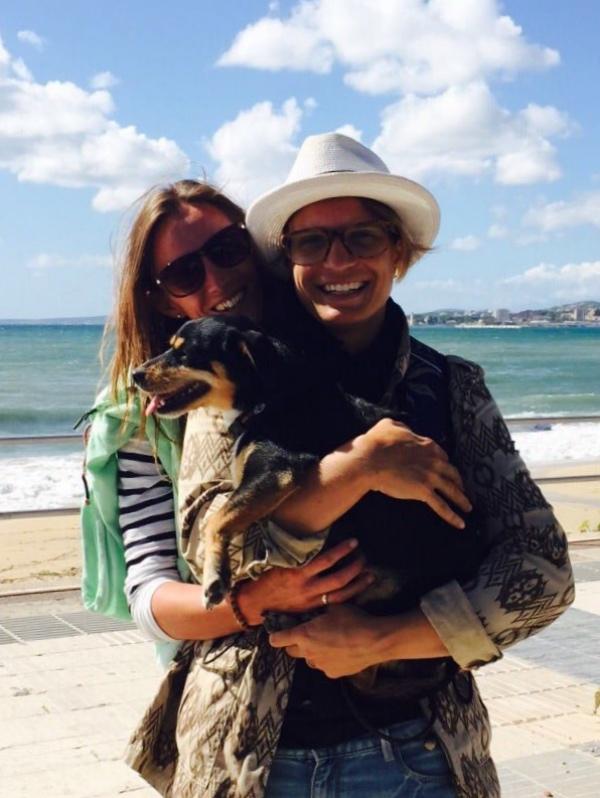 Regenbogenfamilie Interview zwei Frauen Mutter Familienblog