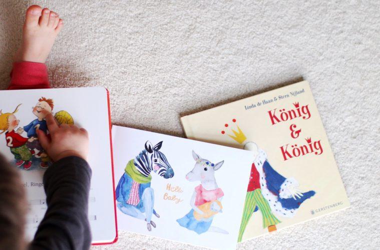 Regenbogenfamilie Kinderbuch gleichgeschlechtliche Eltern