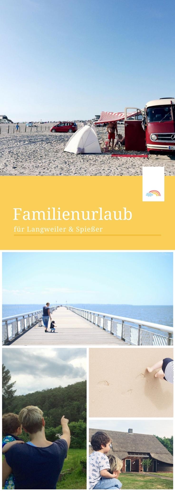 Wie weit muss man reisen, um einen glücklichen Familienurlaub zu verbringen?