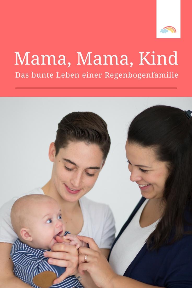 Regenbogenfamilien erzählen: Ein Interview mit zwei Mamas aus Hamburg