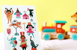 Zirkus Dekoration Kinderzimmer Mottoparty
