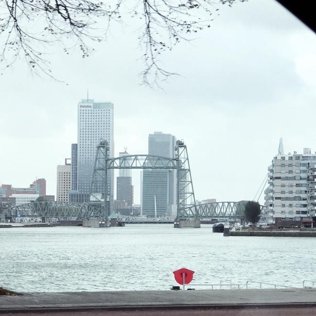 Erasmusbrücke Rotterdam Sehenswürdigkeit Familienausflug
