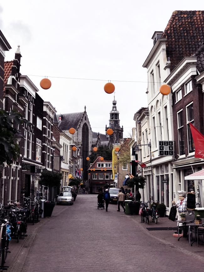 Innenstadt Gouda Städtereise mit Kindern Südholland