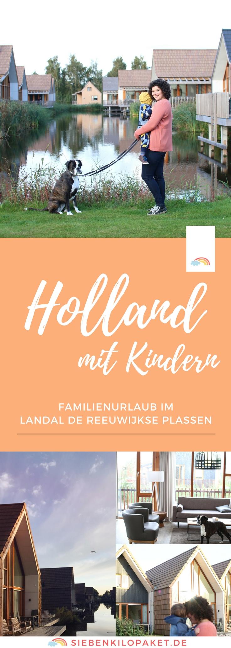 Landal De Reeuwijkse Plassen Familienurlaub Ferienpark Greenparks