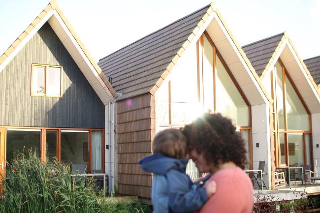 Landal De Reeuwijkse Plassen nachhaltig Familienurlaub alternativ Reisen mit Kindern