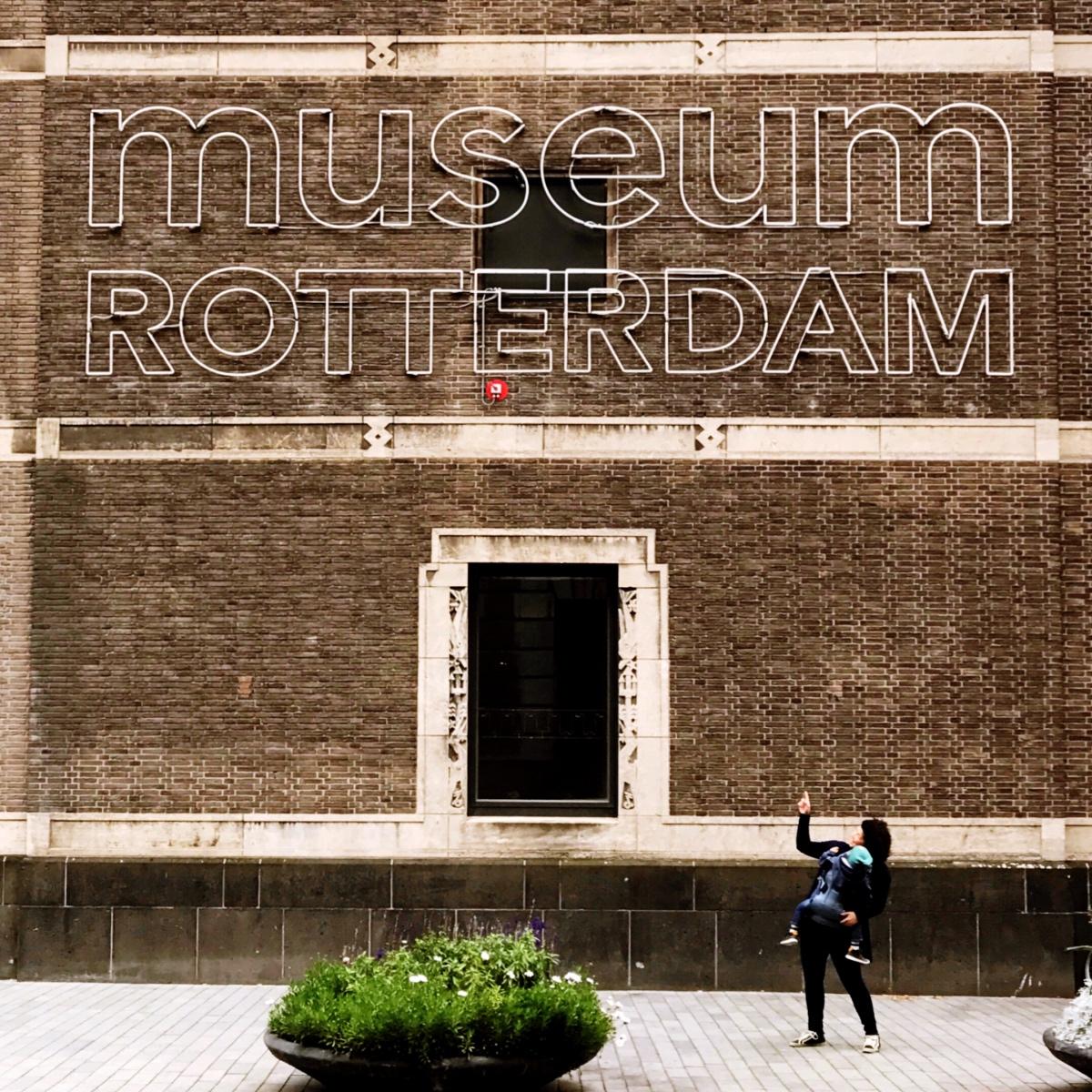 Museum Rotterdam mit Kindern Ausflug Tipps Familienausflug Familienurlaub Rotterdam