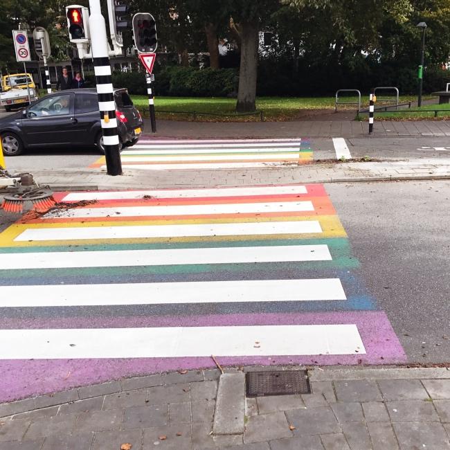 Regenbogenfamilie Urlaub Südholland Gouda für Familien Städtereise