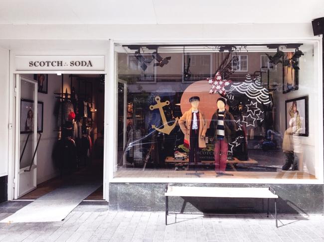 Rotterdam für Kinder Kindermode Kinderkleidung shopping
