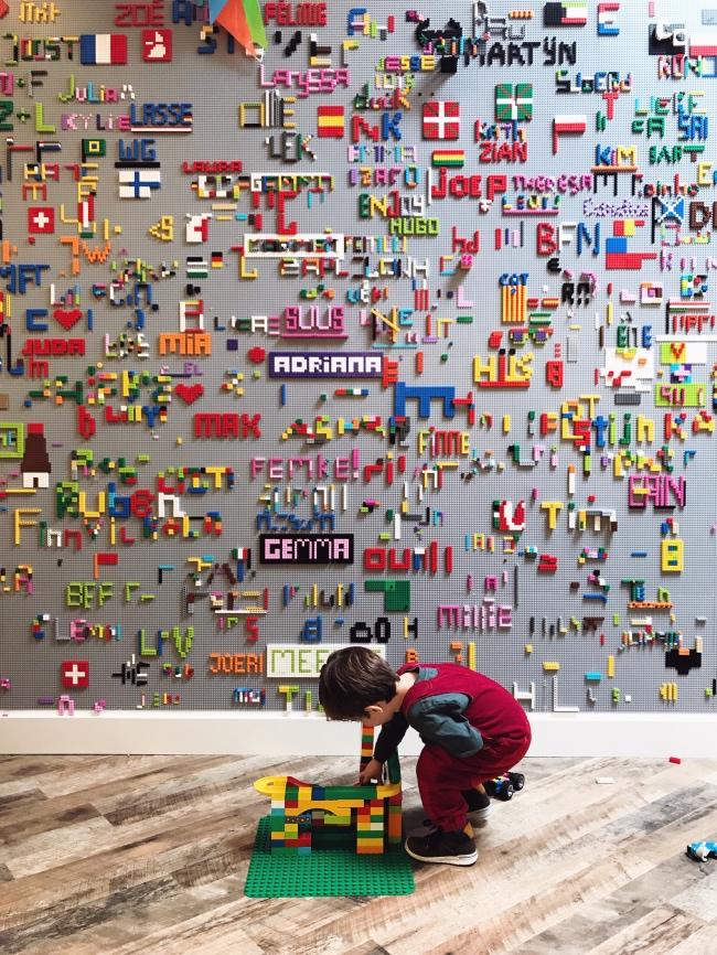 Sehenswürdigkeiten Gouda mit Kindern LEGO Shop Holland