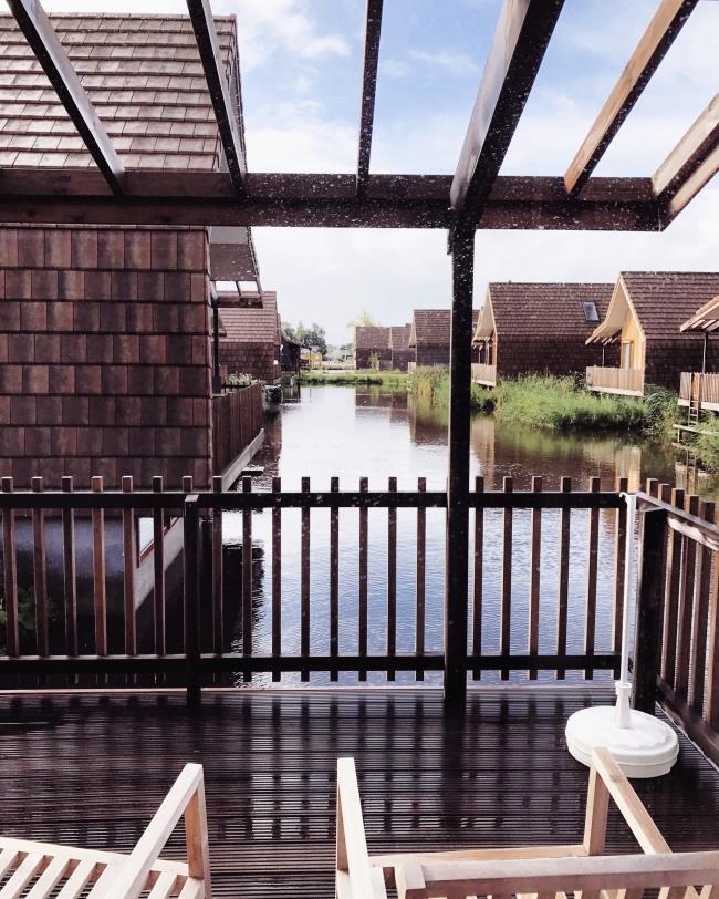 Wasserhaus De Reeuwijkse Plassen Landal Greenparks Ferienpark