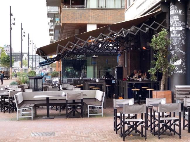Wohin in Rotterdam mit Kindern essen gehen
