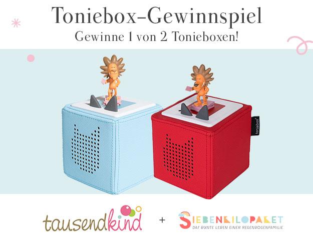 Toniebox Gewinnspiel