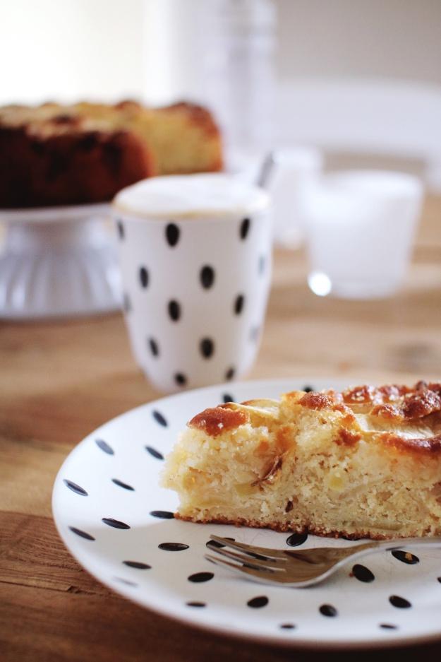 Apfelkuchen Rezept einfach schnell wie bei Oma